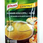 Lobster-Prawn soup, mix
