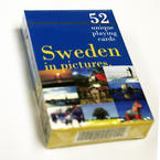 Deck of Cards - Sweden in pictures