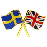 Sweden/Uk Pin