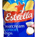 Estrella Sourcream & onion chips