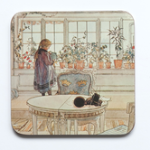 Trivet - Table Mat - Carl Larsson