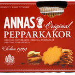 Anna's Gingerbread original