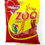 Zoo sweets from Malaco