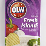 Dip mix Fresh Island