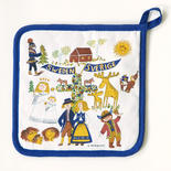 Potholder Sweden