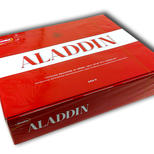 Aladdin - Marabou box of Chocolate