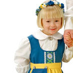 Swedish Dress - Child