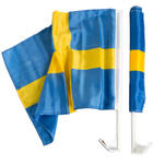 Swedish Flag for the car