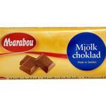 Marabou Milk Chocolate 100g