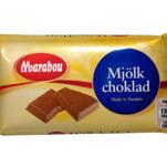 Marabou Milk Chocolate 24g
