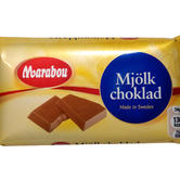Marabou Milk Chocolate 24g