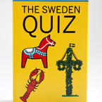 The Sweden Quiz - Kortspel