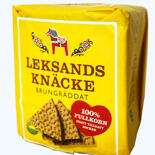 Crisp bread - Leksands brown bake