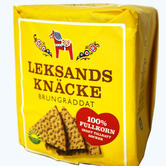 Crisp bread - Leksands brown bake