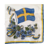 Serviettes - Swedish Flag